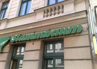 Zum Stammbaum Leipzig